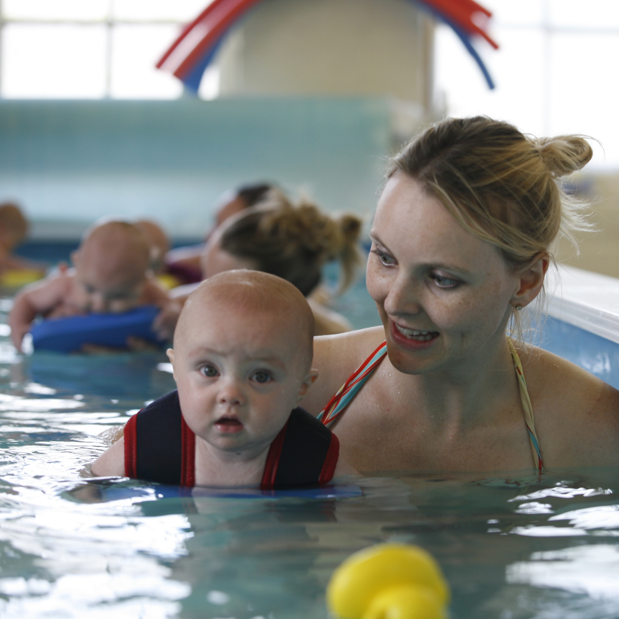 Baby And Toddler Swimming Classes Balham Morden Bagshot Petersham Richmond South Croydon