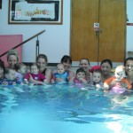 Baby and toddler swimming lessons in Richmond, Surrey