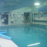 Baby and toddler swimming lessons in Petersham